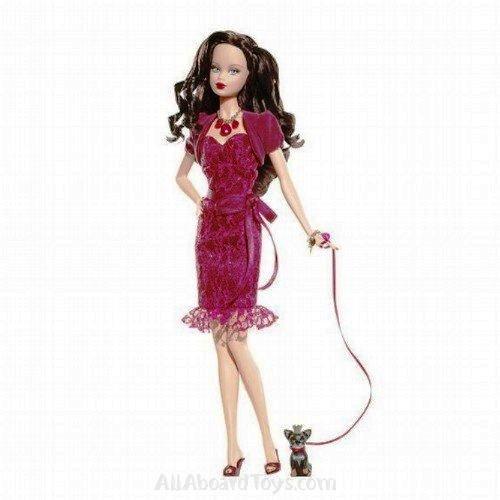 January Birthstone Barbie