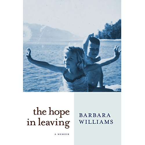The Hope in Leaving audiobook cover art