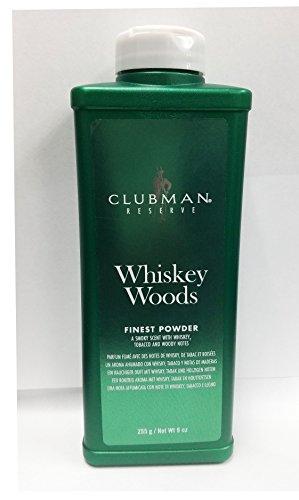 Clubman Reserve WHISKEY Woods (FINEST POWDER)