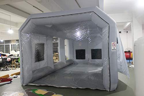 MD-Ultimate Spraybooth Cabina de Pintura Basic Line 7 m x 4 m x 3 mH de Stock en Bélgica