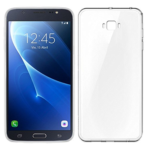 iGlobalmarket Funda Silicona para Samsung J710 Galaxy J7 (2016) Transparente