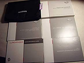 2014 Nissan Pathfinder Owners Manual