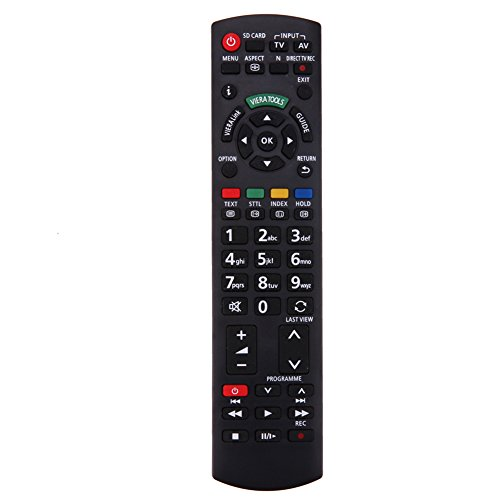 Reemplazo del Control Remoto para Panasonic LCD/LED/HDTV N2QAYB000487 Remoto