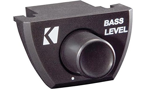 Kicker 46CX Bass Remote Control for KICKER CXA-Series/PXA-Serie/CX-Series Amplifiers