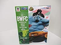 ワンピース BANPRESTO WORLD FIGURE COLOSSEUM 造形王頂上決戦2 vol.4 ジンベエ 通常カラー/BWFC グッズ フィギュア