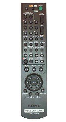 Original Sony RMT-V504A DVD/ VCR Combo Player Remote Control (Replaces for RMT-V501, RMT-V501A, RMT-V501C, RMT-V501D, RMT-V501E and RMT-V501F)