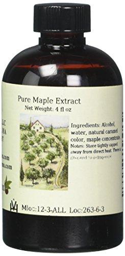 Maple Extract, 4 Fl Oz