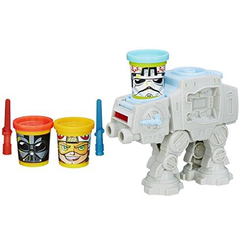 Play-Doh Star Wars - Juguete de Ataque con Cabeza de latón