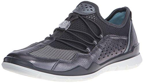 Ecco Lynx - Zapatillas Deportivas para Interior, Mujer, Color Negro, Talla 41