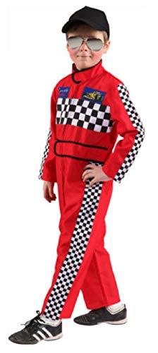 Racer Ideal für Karneval, Fasching und Mottopartys