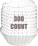 Coffee Filters, 8/12-Cup Size, 300/Pack