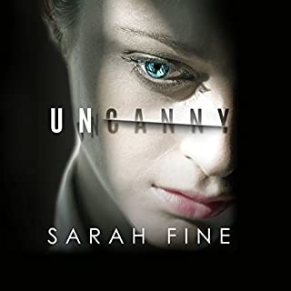 Uncanny audiobook cover art