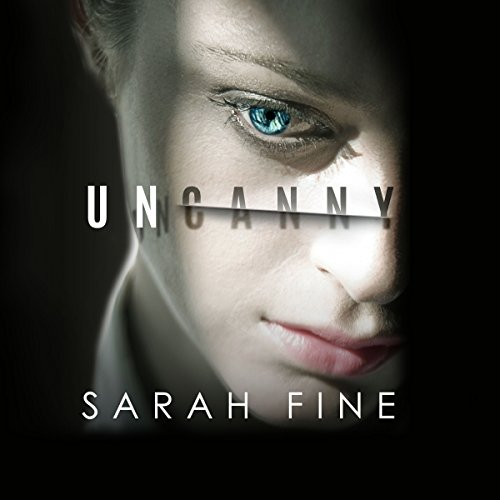 Uncanny audiobook cover art