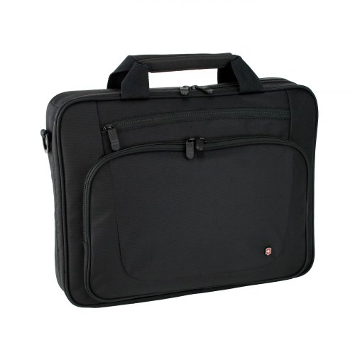 Victorinox Nylon Black Laptop Bag