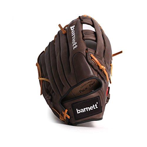 BARNETT GL-125 Baseballhandschuh Wettkampf 12,5'', REG braun
