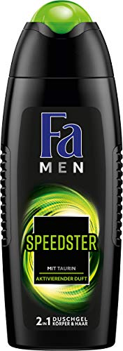 Fa Men Speedster Duschgel, 6er Pack (6 x 250 ml)