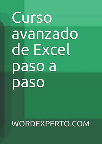 Curso avanzado de Excel paso a paso