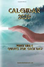 CALENDAR 2020 WITH BIBLE QUOTES FOR EACH DAY: Planner Journal: 366 days Quotations from the Jubilee Bible 2000 for every day