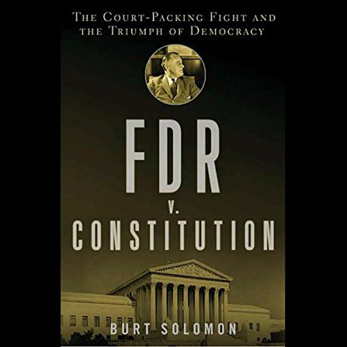 FDR v. The Constitution cover art