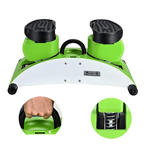WHL.HH Multifunktionale Mute Rotary Stepper mit Kordelzug USB Jack Musik, Tanzen Machine, Taille Twist