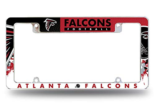 Rico Industries Falcons - Marco de Fotos (Cromo)