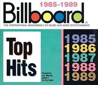 Billboard Top Hits 85-89