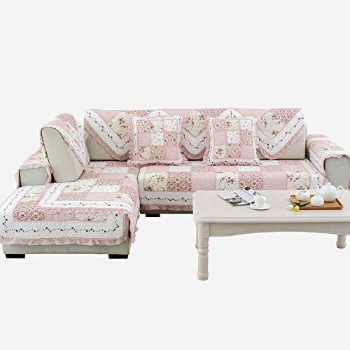 Hybad bankovertrek voor bank/bed, van leer, voor bank/bed, met bloemenpatroon, voor 1/2/3/4/5/6 Seater Furniture