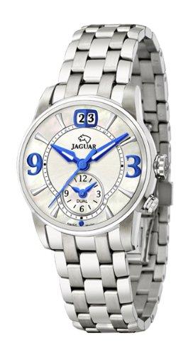 Jaguar J623/1 - Reloj para Mujeres, Correa de Acero Inoxidable