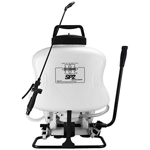 SP Systems SP2 4-Gallon 150 PSI Professional Series Multi-Purpose Backpack Sprayer With No Leak Piston Pump Sprayer 01SP2504-1