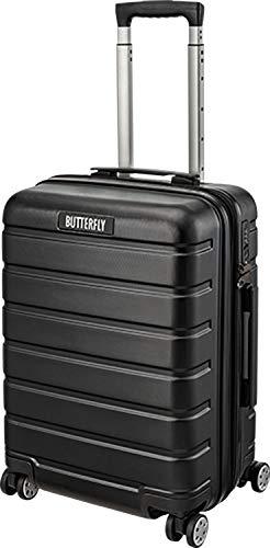 バタフライ(Butterfly) 卓球 バッグ キャリーケース フォルドア・スーツケース 45L 63160 ブラック