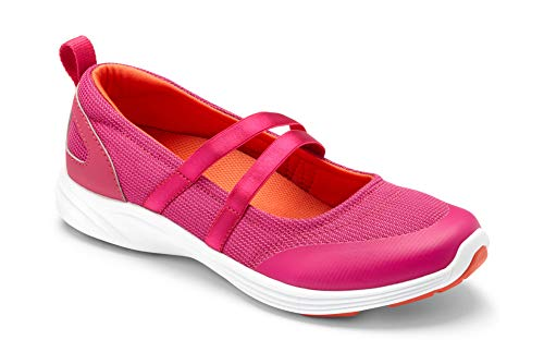 Vionic Women's Agile Opal Slip On Sneakers – Ladies Casual Flats with Concealed Orthotic Support