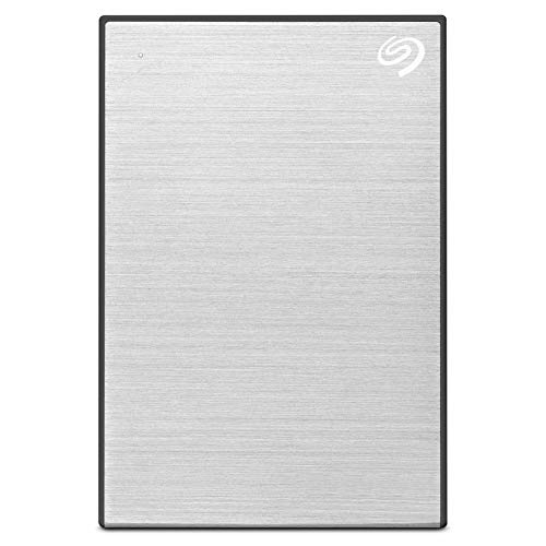 Seagate 5 TB Backup Plus USB 3.0 Portable 2.5 Inch External Hard Drive for PC...