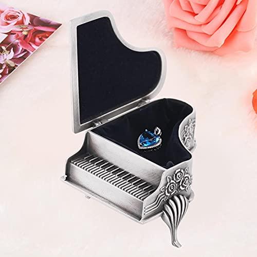 Organizador de la joyería, joyero elegante del gusto, collar para los pendientes caseros de los anillos de boda