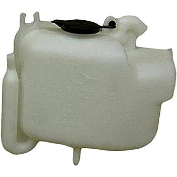 Auto Coolant Recovery Tank Expansion Bottle Reservoir W//Cap for 3 2004-2012 LF8B-15-350B Suuonee Coolant Expansion Reservoir White