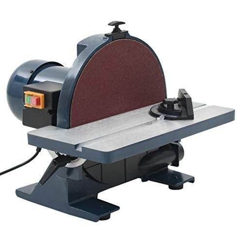 vidaXL Tellerschleifmaschine Guss 800W 305mm Tellerschleifer Schleifmaschine