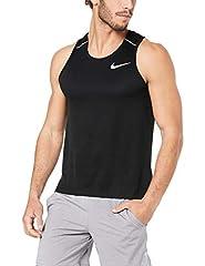 NIKE M Nk Dry Miler Tank - Camiseta Hombre