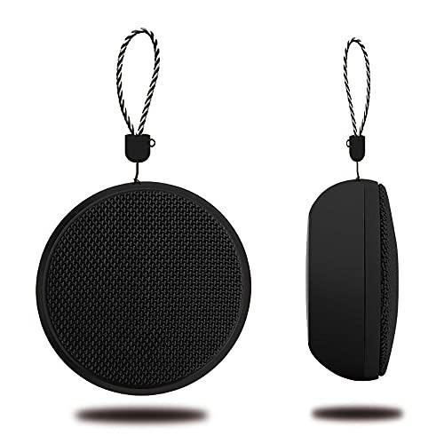 Altavoces Bluetooth inalámbricos al aire libre mini portátil estéreo subwoofer deportes-negro