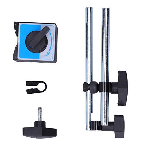 Kit de base magnética tipo interruptor de protección solar de 60 kg para indicador de dial digital 60x55x50mm / 2,4x2,2x2 pulgadas