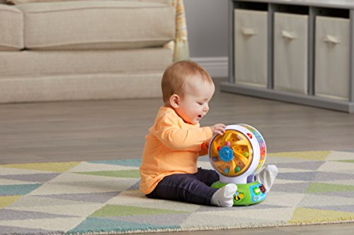 LeapFrog Spin and Sing Alphabet Zoo, Blue