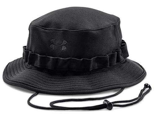UNDER ARMOUR アンダーアーマー UA Tactical Bucket Hat ワンサイズ - BLACK [並行輸入品]