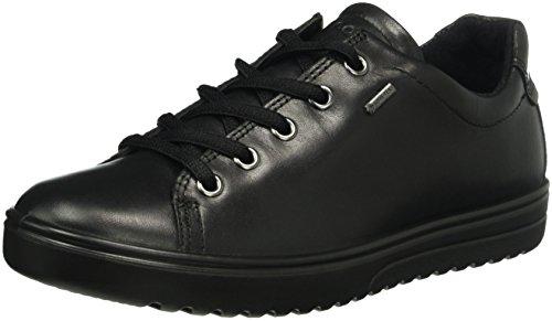 Ecco Fara, Zapatos de Cordones Derby Mujer, Negro (BLACK1001), 40 EU