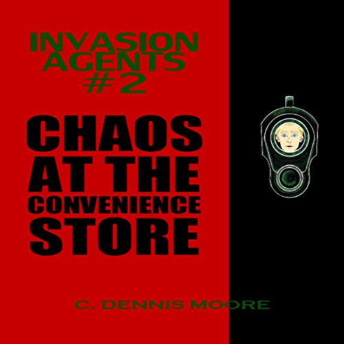 Chaos at the Convenience Store audiobook cover art