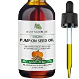 Pumpkin Seed Oil Organic - 100% Pure RAW Cold...