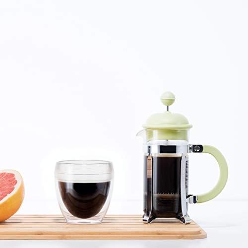BODUM ボダム CAFFETTIERA カフェティエラ フレンチプレス コーヒーメーカー 350ml ピスタチオ (限定カラー) 【正規品】 1913-339-Y19