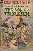The Son of Tarzan (Classic Ace, F-193)