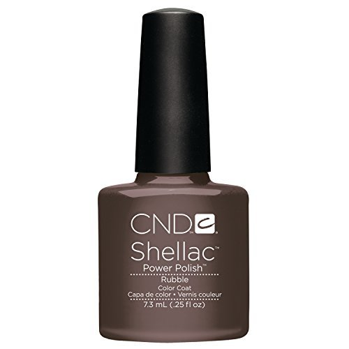 Creative Nail Shellac Rubble 0.25 Fluid Ounce by CND Cosmetics