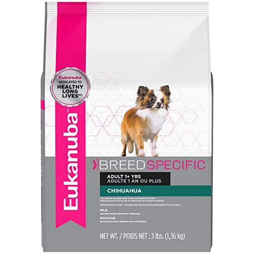 Eukanuba Breed Specific Chihuahua Dry Dog Food, 3 lb
