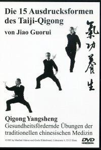 Die 15 Ausdrucksformen des Taiji - Qigong