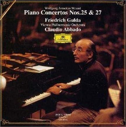 モーツァルト:ピアノ協奏曲第25番/同第27番