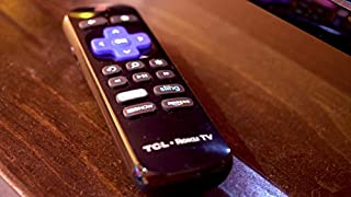 Amazon com: roku tcl remote - Television Replacement Parts